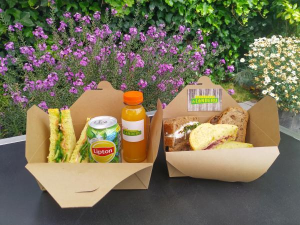 Picknicken in de natuur!